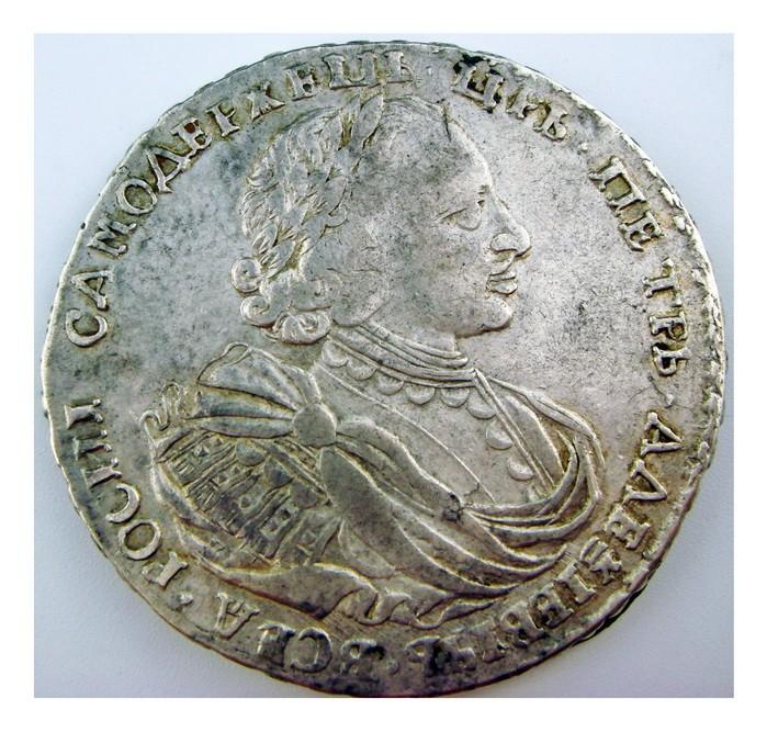 Рубль 1720 г.*516